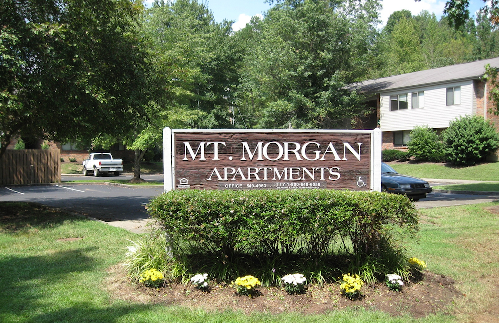 Mt Morgan Apartments Williamsburg KY